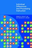 Individual Differences and Processing Instruction, James F Lee, 1845533437
