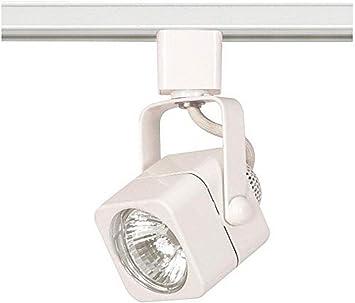 Nuvo Th312 One Light Track Head White 120v Track Head Track Lighting Heads