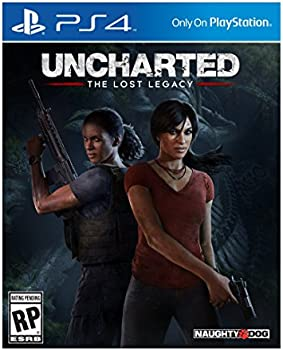 Uncharted: The Lost Legacy Standard Edition for PS4