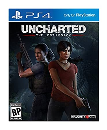 Uncharted: The Lost Legacy - Pre-load - PS4 [Digital Code]
