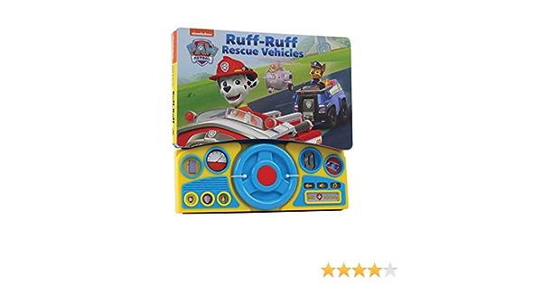 Nickelodeon Paw Patrol Ruf Rescue Barboteuse B/éb/é Fille
