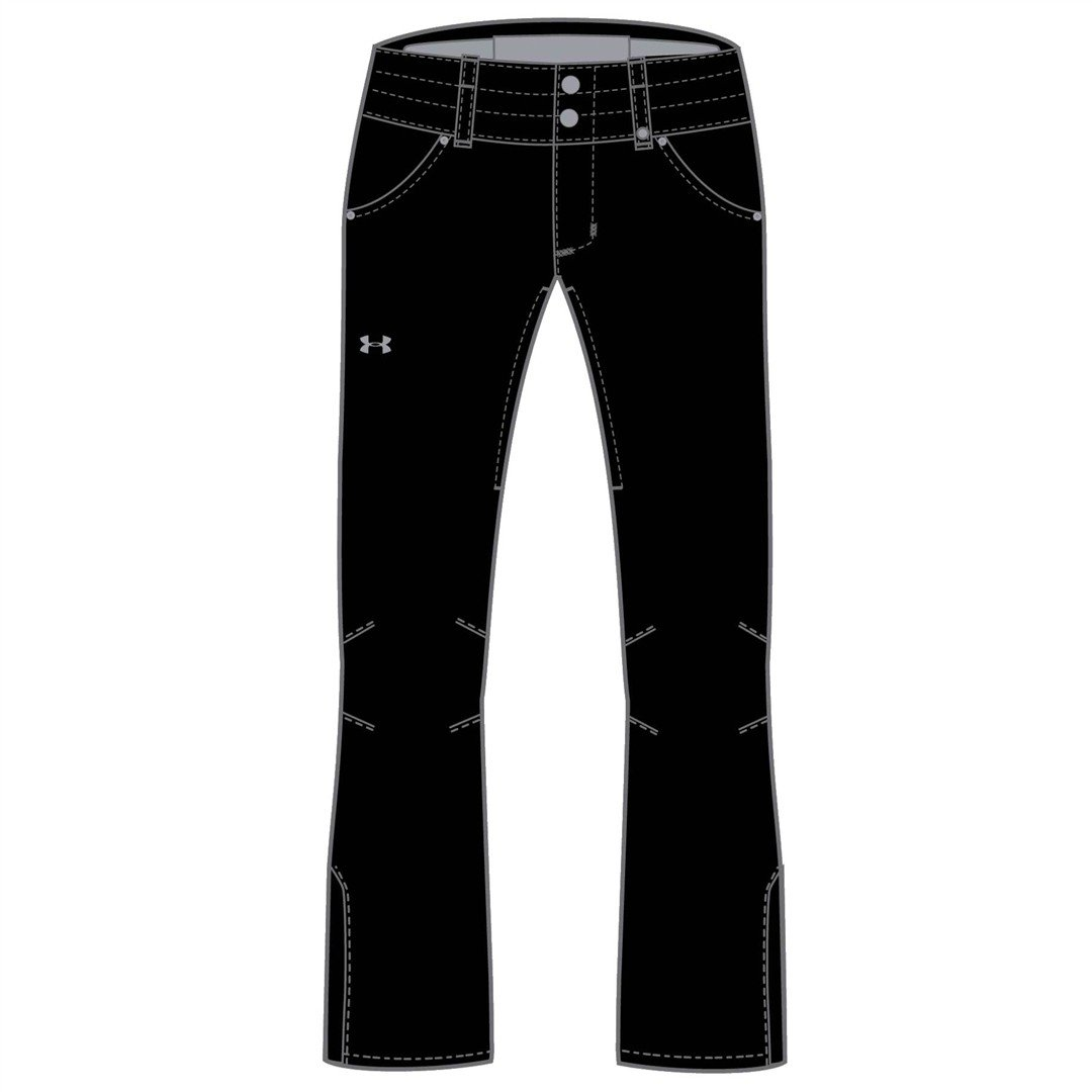 Under Armour Womens ColdGear Infrared Queen Pant