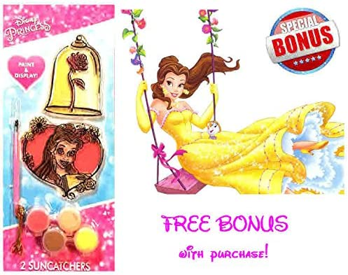 Amazon.com: ¡Nuevo. Disney bella y la bestia de tartas. 6 ...