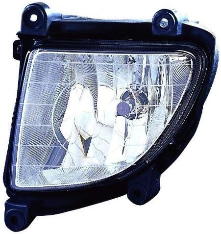Depo 323-2009L-AQD Kia Sportage Driver Side Replacement Fog Light Assembly