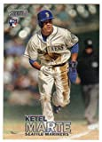 2016 Topps Stadium Club Baseball RC #245 Ketel Marte Seattle Mariners