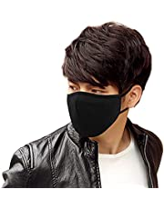 Mzar N95 Respirator Dust Masks Anti Pollution Cotton Face Mouth Mask PM2.5 for Exhaust Gas,Pollen Allergy,Running,Cycling,Outdoor Activities