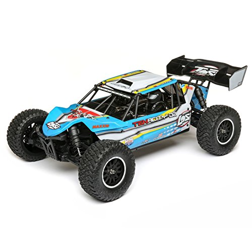 (Team Losi 1/10 Tenacity-DB 4WD Desert Buggy RTR with AVC,)