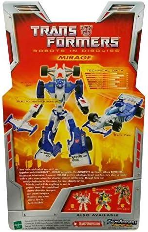 Transformers Classics MIRAGE complete deluxe