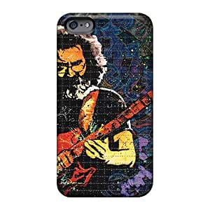 AaronBlanchette Iphone 6 Shock Absorption Cell-phone Hard Cover Provide Private Custom HD Grateful Dead Band Skin [qnf4364seOf]