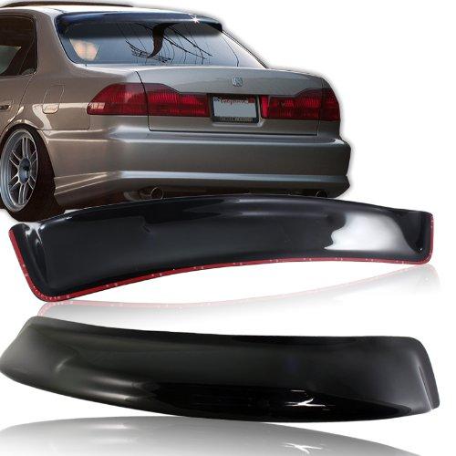 honda accord rear window spoiler - 2
