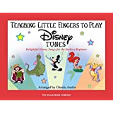 Teaching Little Fingers To Play Disney Tunes Book Only