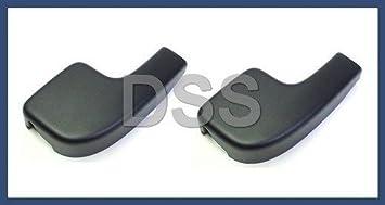Genuine Limpiaparabrisas delantero tuerca Covers Caps 2pcs bmw serie 3 E90 E91 E92 E93 2004-