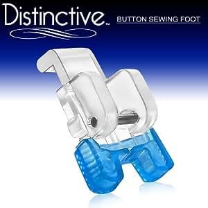 Amazon Com Distinctive Button Sewing Machine Presser Foot