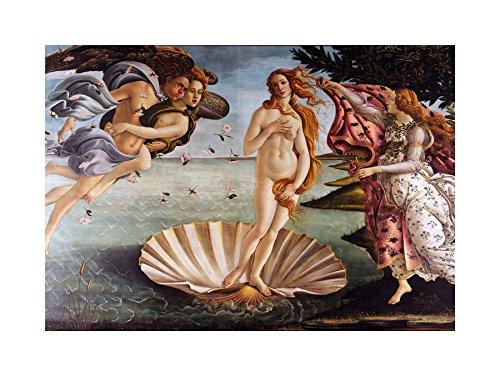 - The Art Stop Painting Portrait Mythology Roman Botticelli Birth Venus Print F12X4963