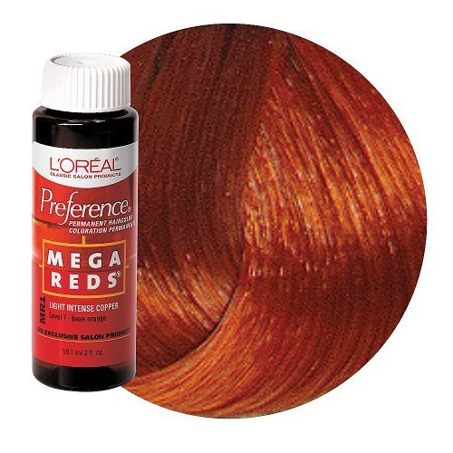 LOreal Light Intense Copper Permanent