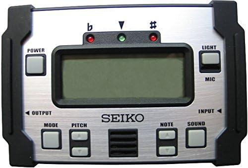 Afinador Sat-800 - Seiko: Afinador cromático SAT 800