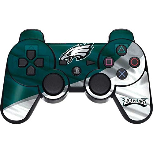 NFL Philadelphia Eagles PS3 Dual Shock wireless controller Skin - Philadelphia Eagles Vinyl Decal Skin For Your PS3 Dual Shock wireless controller