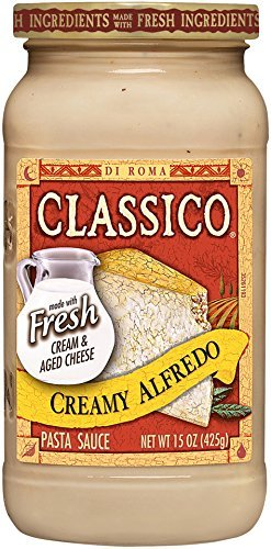 Recipe Alfredo Sauces - Classico Pasta Sauce Signature Recipes Creamy Alfredo by Classico