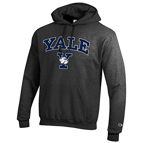 Elite Fan Shop Yale Bulldogs Hooded Sweatshirt Varsity for sale  Delivered anywhere in USA