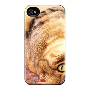 Hot Tpye Playful Kitty W Cases Covers For Iphone 6