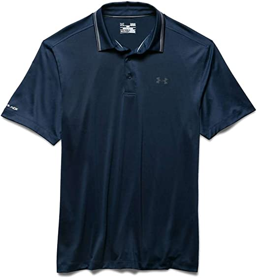 Men/'s Under Armour Heatgear Coldback FITTED Short Sleeve Polyester Shirt