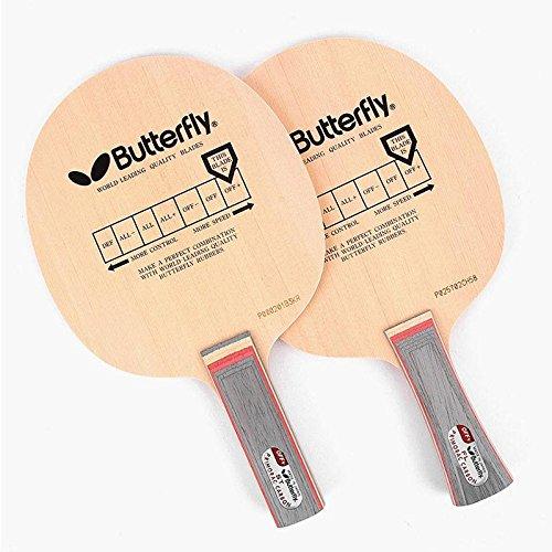 バタフライプリモラッツカーボンブレードShakehand FL)Table ( St/ FL)Table Tennis Paddles Tennis Ping Paddles Pong B0767KD3NX, Joy Assists Japan:faf78105 --- gamenavi.club