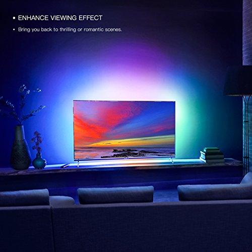Yeelight Smart Wifi Led Lights Color Changing Light Strip