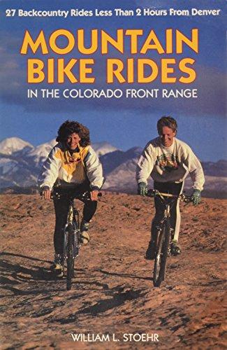 Mountain Bike Rides in the Colorado Front Range (The Pruett Series)