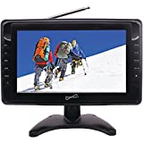 Supersonic SC-2810 10' Portable LCD TV