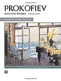 Prokofiev -- Selected Works (Alfred Masterwork Edition)