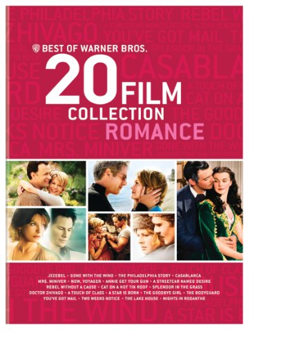 Best of Warner Bros. 20 Film Collection Romance