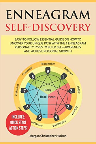 Pdf Fitness Enneagram Self-Discovery: Easy-to-Follow Essential Guide on How to Uncover your Unique Path with the 9 Enneagram Personality Types to Build Self-Awareness and Achieve Personal Growth