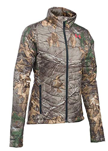 Under Armour Women's Medium UA Frost Puffer Insulated Jacket Polyester