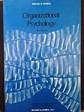 Organizational Psychology, Edgar G. Schein, 0136413404