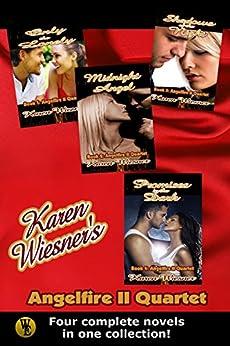 Angelfire II Quartet Series Collection (Books 1 - 4) by [Wiesner, Karen]