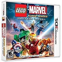 LEGO: Marvel Super Heroes Video Game for Nintendo 3DS