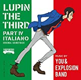 Lupin III Part IV Original Soundtrack - Italiano [Cardboard Sleeve (mini LP)] Part 4 [Blu-spec CD2] by You & Explosion Band (2015-10-21)