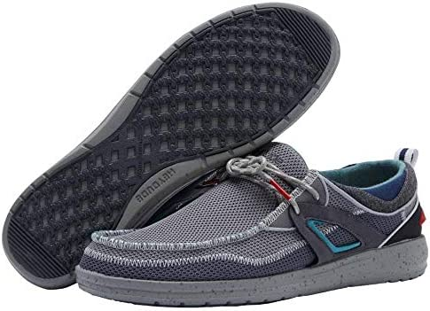 51S7y0zVnRL. AC Hey Dude Men's Wally Stretch Loafer Shoes    Product Description