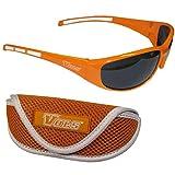 Siskiyou NCAA Tennessee Volunteers Wrap Sunglasses & Sport Case, Orange
