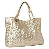 BIG BUDDHA Jkapa Tote,Gold,One Size, Bags Central