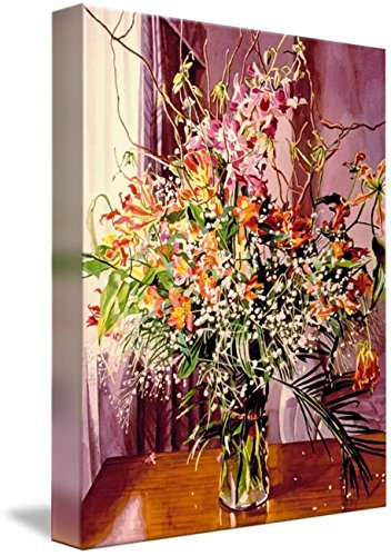 OKYO ORCHID ARRANGEMENT by David Lloyd Glover
