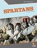 Spartans, Steven Otfinoski, 1617837288