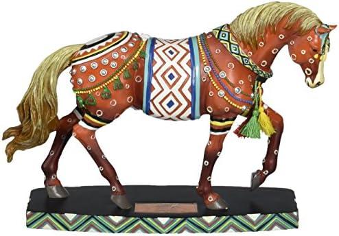 Westland Giftware Seminole Quarter Horse 6-Inch Resin Figurine