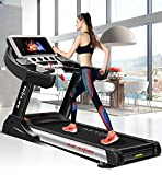 BT20 Motorised Treadmill With jumping front wheels 2HP (Warranty: Motor - 1 yrs; Other parts - 1yr)