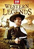 Western Legends 50 Movie Pack
