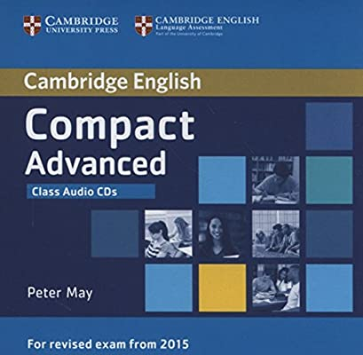 Compact Advanced Class Audio CDs (2): Amazon.es: May,Peter: Libros en idiomas extranjeros