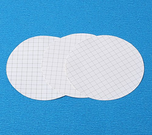 Simsii MCE Membrane Filter, Sterile, Black Grid, 47 mm, 0.45 µm, Pack of 200 (Filters Mce)