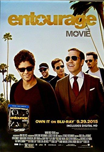 Entourage the Movie ~ Original 27x40 Advertising Poster