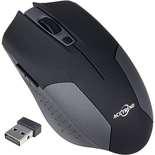 New 2.4Ghz Wireless Mice & USB Receiver Optical Gaming Mouse For PC Laptop