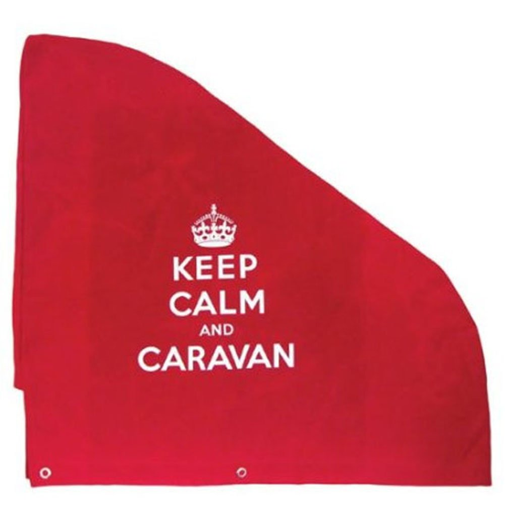 Hitch Cover. Keep Calm And Caravan